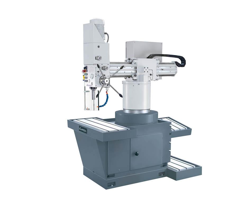 Drilling-machines | Radial Drilling machines | Radial
